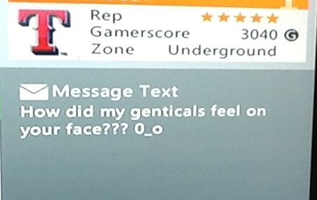 How did my genticals feel on your face??? 0_o