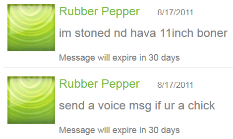 Rubber Pepper